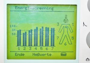 Diagnosen - Energiescreening EAV Stuttgart