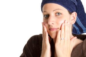 Haut und Make-up Beratung