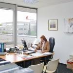 Rundgang Büro Sabine Hopmeier interaktive medizin