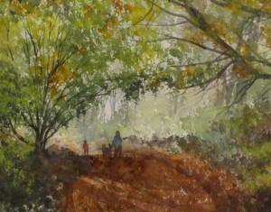 Herbstgeschichten Irland Lady Susan Inlay